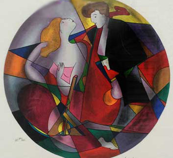 L'air Du Temps 2004 Limited Edition Print - Linda LeKinff
