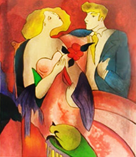 Robe De Soir 2005 Limited Edition Print by Linda LeKinff