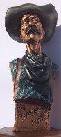 Plainsman 1870 Bronze Sculpture 1995 Sculpture by David Lemon - 0