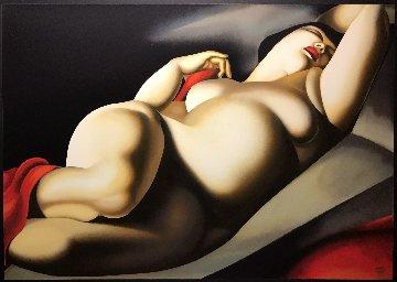 La Belle Rafaela 1996 Limited Edition Print - Tamara de Lempicka