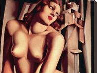 Andromeda (Deluxe) 1998 Limited Edition Print by Tamara de Lempicka - 1