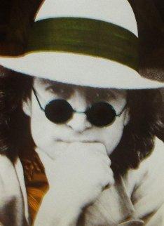 Portrait of John Lennon 1999 Limited Edition Print - John Lennon