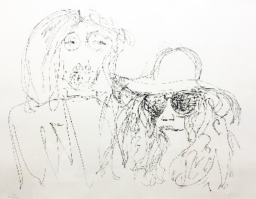 Ballad of John And Yoko 1988 Limited Edition Print - John Lennon
