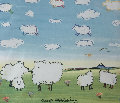 Sheep Meadowing 2003 Limited Edition Print - John Lennon