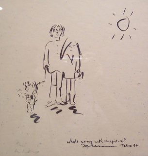 What's Wrong With This Picture Limited Edition Print by John Lennon