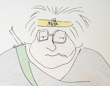 Samurai 1992 Limited Edition Print - John Lennon