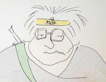 Samurai 1992 Limited Edition Print by John Lennon