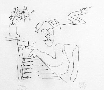 Baby Grand 1986 Limited Edition Print by John Lennon