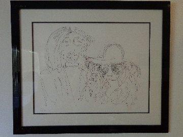 Ballad of John and Yoko 1988 Limited Edition Print by John Lennon