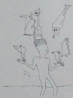 Magic Birds 1996 Limited Edition Print by John Lennon - 0
