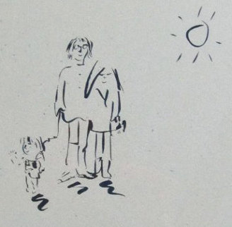 What's Wrong With This Picture? 1997 Limited Edition Print by John Lennon