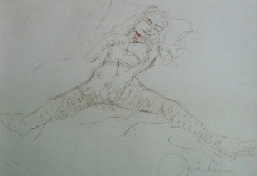 Erotic #6 HS 1970 Limited Edition Print - John Lennon