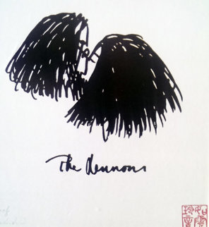 Lennons Limited Edition Print by John Lennon