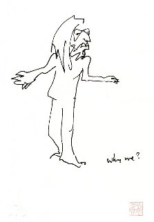 Why Me? Limited Edition Print by John Lennon