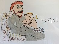 Once Upon a Time 1979 Limited Edition Print by John Lennon - 0