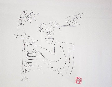 Baby Grand From The Edition of 300 24 x 26  Limited Edition Print - John Lennon
