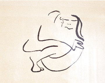 Bag One (The Hug)   Limited Edition Print - John Lennon