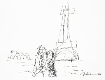 City in My Heart Limited Edition Print - John Lennon