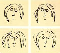 Mind Games: Self Portrait 1996 Limited Edition Print - John Lennon