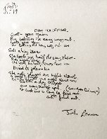 John Lennon the Beatles Years, Set of 12 Lyrics 1995 Limited Edition Print by John Lennon - 2