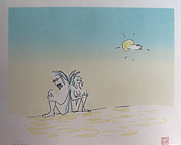 Aisumasen I'm Sorry 1991 Limited Edition Print by John Lennon