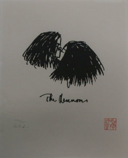 Lennons 1992 Limited Edition Print by John Lennon