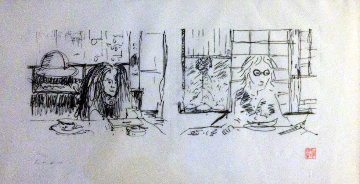 Double Fantasy 2004 Limited Edition Print by John Lennon