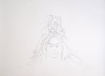 John and Yoko Limited Edition Print - John Lennon