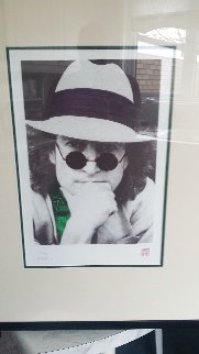Nishi Photographic Portrait  Limited Edition Print by John Lennon