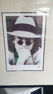 Nishi Photographic Portrait  Limited Edition Print by John Lennon