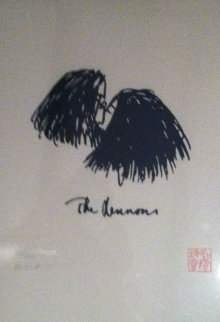 Lennons 1992 Limited Edition Print - John Lennon