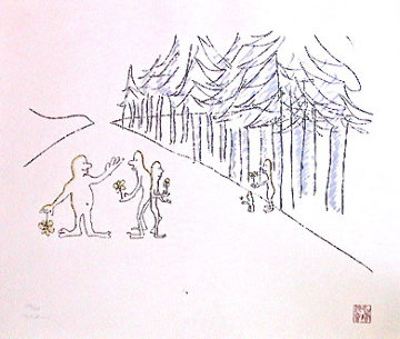 Remember Love 1991 Limited Edition Print by John Lennon