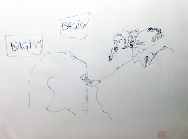 Bagism 1988 Limited Edition Print by John Lennon