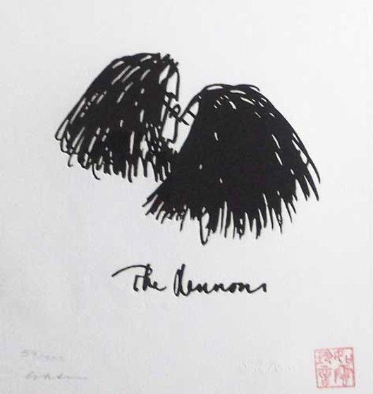 Lennons 1992 Limited Edition Print by John Lennon