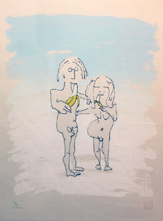 Two Virgins Limited Edition Print - John Lennon
