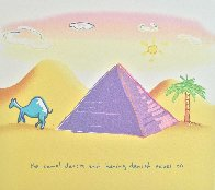 Camel Dances 1999 Limited Edition Print by John Lennon - 0