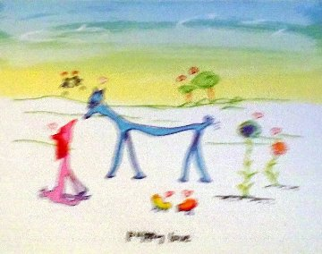 Puppy Love 2000 Limited Edition Print by John Lennon