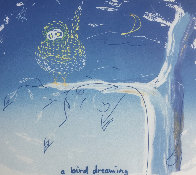A Bird Dreaming 1999 Limited Edition Print by John Lennon - 0