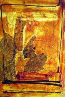 Untitled Suite of 2 Oil Paintings 2010 Original Painting by Edward Lentsch
