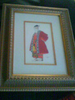 An Old Man in a Red Mantle 1923 Limited Edition Print by Leon Bakst - 2