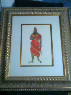 Hasphenor 1923 Limited Edition Print by Leon Bakst - 1