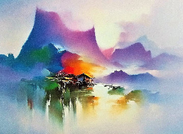 Shangri-la 1991 Limited Edition Print - Hong Leung