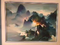 Mountain Rhapsody 1991 Limited Edition Print by Hong Leung - 2