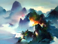 Mountain Rhapsody 1991 Limited Edition Print by Hong Leung - 0
