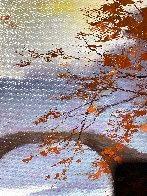 Watertowns Morning 2018 35x23 Original Painting by Hong Leung - 5