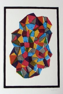 Complex Forms (Suite of 5 Prints) 1989 Limited Edition Print - Sol LeWitt