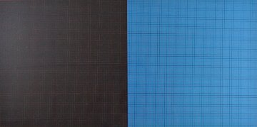 Grids And Color, Plate #24 Limited Edition Print by Sol LeWitt