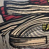 Little Big Painting  1965 Super Huge Limited Edition Print by Roy Lichtenstein - 2