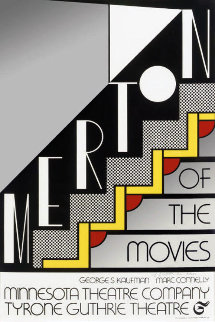 Merton of the Movies 1968 Limited Edition Print - Roy Lichtenstein