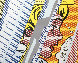 Reflections on Girl Hand Signed Poster 1990 Limited Edition Print by Roy Lichtenstein - 0